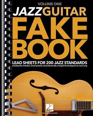 Jazz Guitar Fake Book - Volume 1 - Hal Leonard Australia