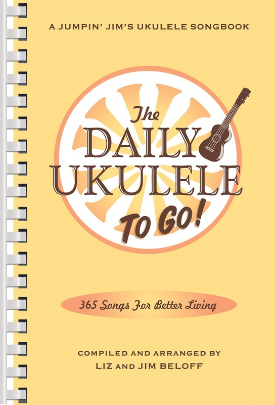 The Daily Ukulele To Go Hal Leonard Australia