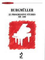 25 Progressive Studies Op. 100