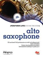 Perform Live 1 - Alto Saxophone