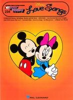Disney Love Songs