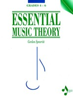 Essential Music Theory Grades 4-6