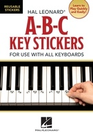 ABC Keyboard Stickers (42 Stickers)