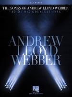 The Songs of Andrew Lloyd Webber - Clarinet