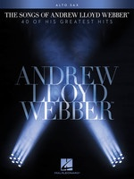 The Songs of Andrew Lloyd Webber - Alto Sax