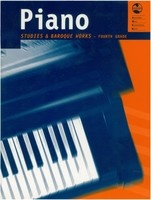 Piano Studies and Baroque Works - Fourth Grade