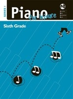 Piano for Leisure Series 1 - Sixth Grade