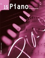 Piano Series 15 - Seventh Grade