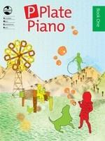 P Plate Piano - Book 1