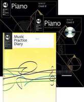 AMEB PIANO STUDENT PACK GRADE 8 SERIES 17