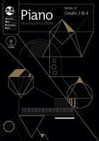Piano Grades 3 & 4 Series 17 CD Recording & Handbook