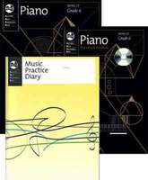 AMEB PIANO STUDENT PACK GRADE 6 SERIES 17