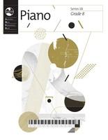 Piano Series 18 Grade 8