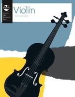 Violin Technical Work Book