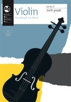 Violin Grade 6 Series 9 CD Recording Handbook