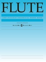 Flute and Piccolo Technical Work Book