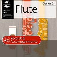 Flute Series 3 Third Grade - Recorded Accompaniments