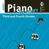 Piano For Leisure Gr 3 To 4 Ser1 CD/Notes