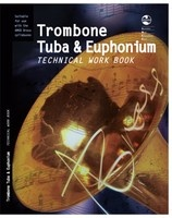 Trombone, Tuba and Euphonium Technical Work Book