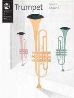 Trumpet Series 2 Grade 4 Book
