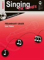 Singing For Leisure Series 1 - Preliminary Grade Low Voice