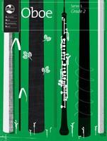 Oboe Series 1 - Grade 2