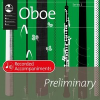 Oboe Series 1 Preliminary Recorded Accompaniments