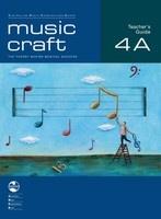 Music Craft - Teacher's Guide 4A