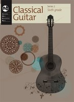 Classical Guitar Series 2 - Sixth Grade