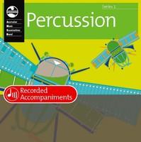 Percussion Series 1 Grade 4 - Recorded Accompaniments