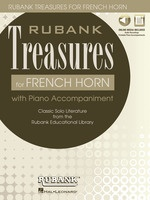 Rubank Treasures for French Horn