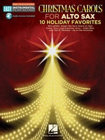 Christmas Carols for Alto Saxophone