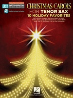 Christmas Carols for Tenor Saxophone
