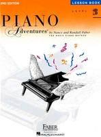 Piano Adventures All-In-Two Level 2B