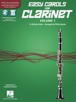 Easy Carols for Clarinet, Vol. 1