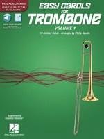 Easy Carols for Trombone, Vol. 1