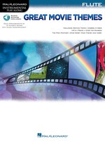 Great Movie Themes for Flute