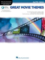 Great Movie Themes for Alto Saxophone