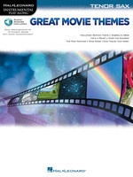 Great Movie Themes for Tenor Saxophone