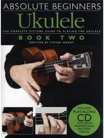 Absolute Beginners - Ukulele Book 2