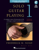 Solo Guitar Playing Book 1, 4th Edition