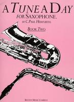 A Tune A Day Saxophone Book 2
