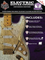 House of Blues: Electric Guitar Course - Expanded Edition