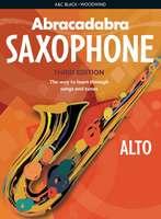 Abracadabra Saxophone 3rd Edition
