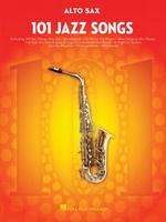 101 Jazz Songs for Alto Sax
