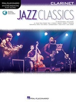 Jazz Classics for Clarinet