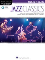 Jazz Classics for Tenor Saxophone