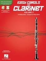 Easy Carols for Clarinet, Vol. 2