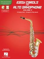 Easy Carols for Alto Saxophone, Vol. 2