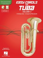 Easy Carols for Tuba, Vol. 2